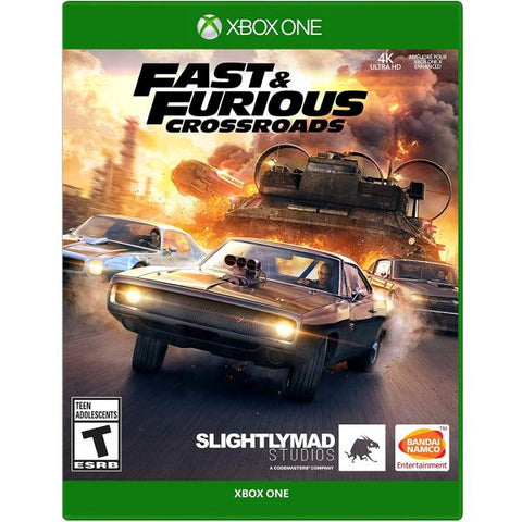 Fast & Furious Crossroads [Xbox One]