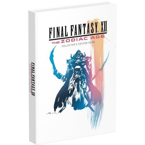 Final Fantasy XII: The Zodiac Age: Collector's Edition Guide [Strategy Guide]