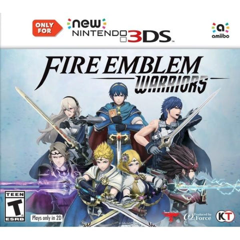 Fire Emblem Warriors [NEW Nintendo 3DS]