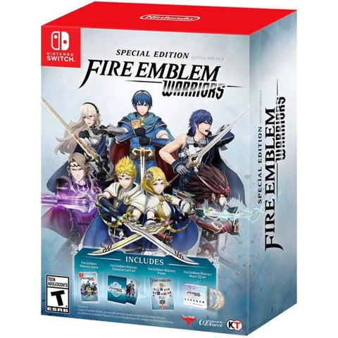 Fire Emblem Warriors - Special Edition [Nintendo Switch]