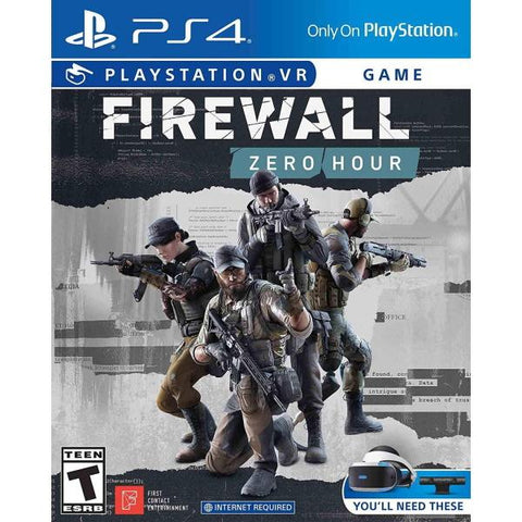 Firewall Zero Hour - PSVR [PlayStation 4]