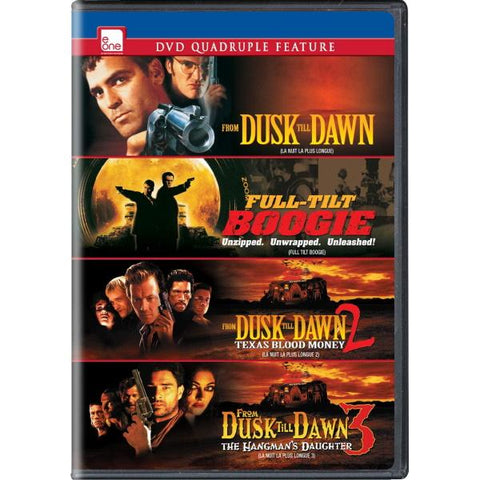 From Dusk Till Dawn Quadruple Feature [DVD Box Set]