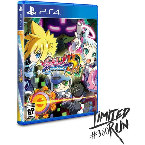 Gal*Gunvolt Burst - Limited Run #360 [PlayStation 4]