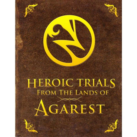 Record of Agarest War 2 - Heroic Trials: From the Lands of Agarest [Hardcover Book]