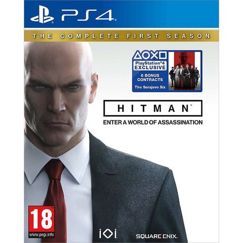 Hitman: The Complete First Season [PlayStation 4]