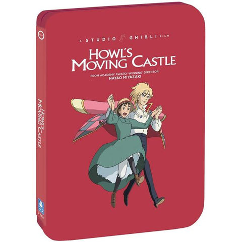 Howl's Moving Castle - Limited Edition SteelBook [Blu-ray]