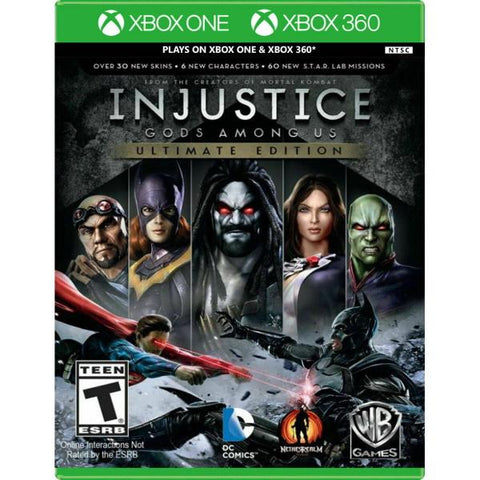 Injustice: Gods Among Us - Ultimate Edition [Xbox One]