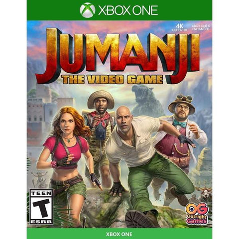 Jumanji: The Video Game [Xbox One]