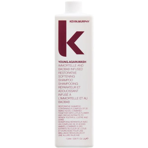 Kevin Murphy Young Again Wash Shampoo - 1L / 33.6 fl oz [Hair Care]