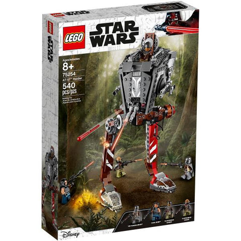 LEGO Star Wars: AT-ST Raider - 540 Piece Building Kit [LEGO, #75254, Ages 8+]