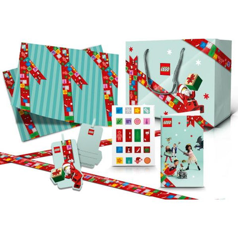 LEGO Holiday Gift Set 2020: VIP Exclusive Wrapping Paper [LEGO, #5006482, Ages 6+]