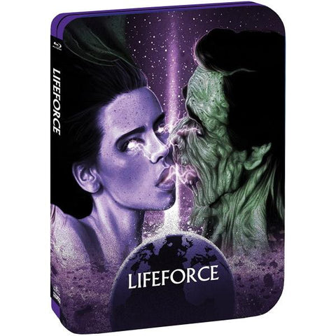 Lifeforce - Limited Edition SteelBook [Blu-Ray]