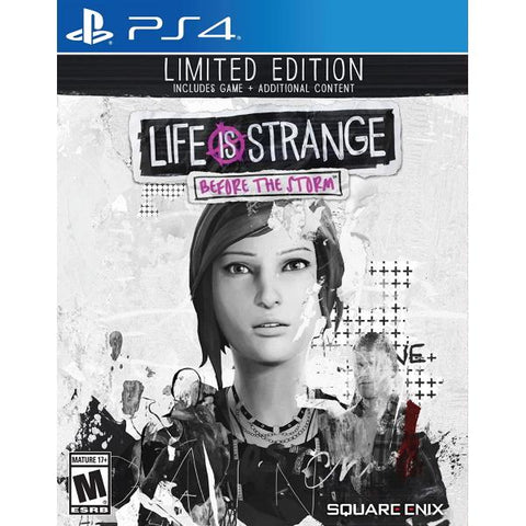 Life is Strange: Before The Storm - Limited Edition [PlayStation 4]