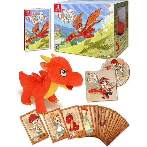 Little Dragons Cafe - Limited Edition [Nintendo Switch]