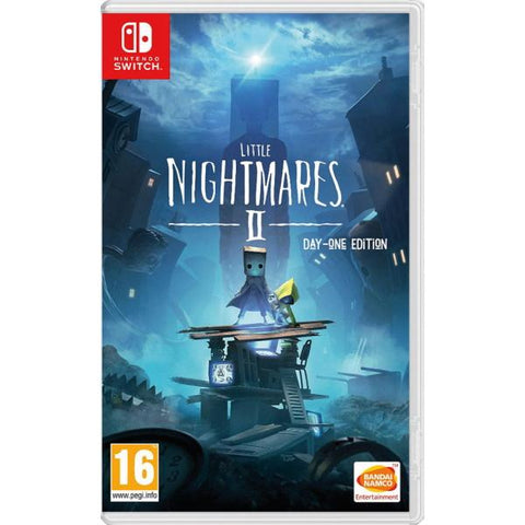 Little Nightmares II - Day One Edition [Nintendo Switch]