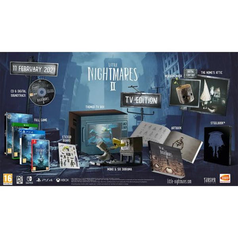 Little Nightmares II: TV Edition [PlayStation 4]