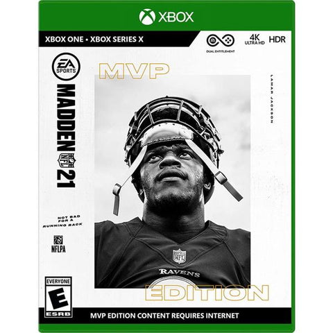 Madden NFL 21 - MVP Edition [Xbox Series X / Xbox One]