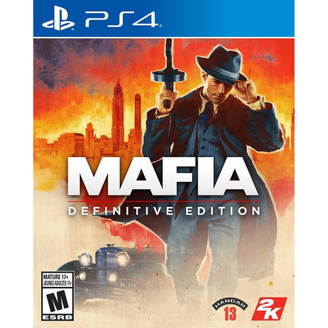 Mafia: Definitive Edition [PlayStation 4]