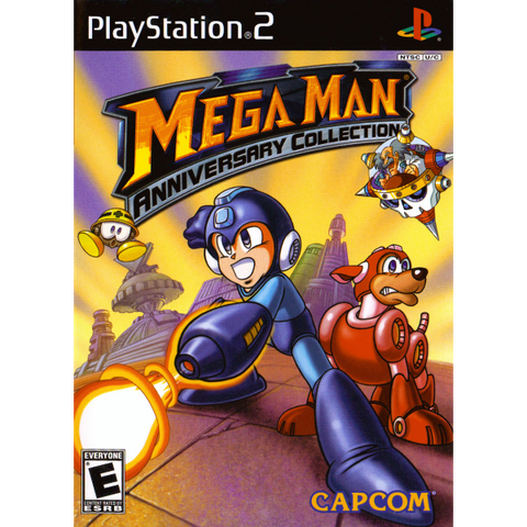 Mega Man Anniversary Collection [PlayStation 2]