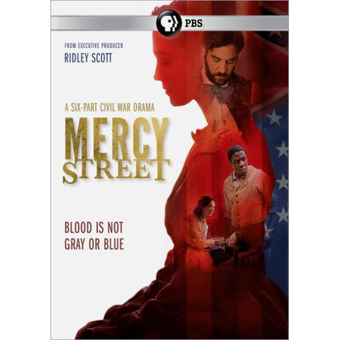 Mercy Street: Season 1 [DVD Box Set]