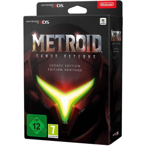 Metroid: Samus Returns - Legacy Edition [Nintendo 3DS]