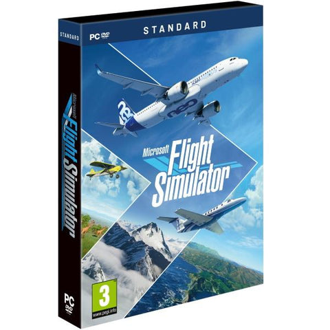 Microsoft Flight Simulator [PC]