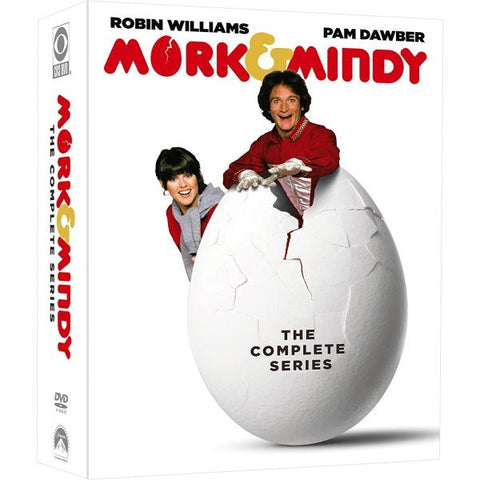 Mork & Mindy: The Complete Series - Seasons 1-4 [DVD Box Set]