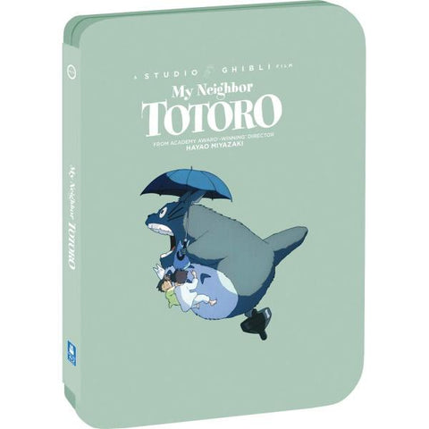 My Neighbor Totoro - Limited Edition SteelBook [Blu-ray + DVD]