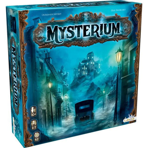 Mysterium [Board Game, 2-7 Players]