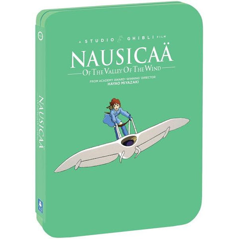 Nausicaä of the Valley of the Wind - Limited Edition SteelBook [Blu-Ray + DVD]