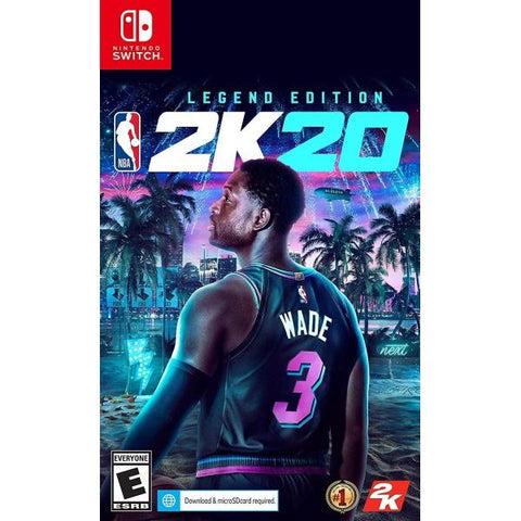 NBA 2K20 - Legend Edition [Nintendo Switch]