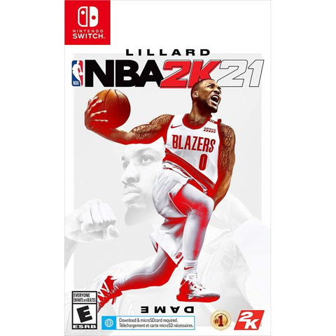 NBA 2K21 [Nintendo Switch]