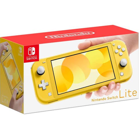 Nintendo Switch Lite Console - Yellow [Nintendo Switch System]