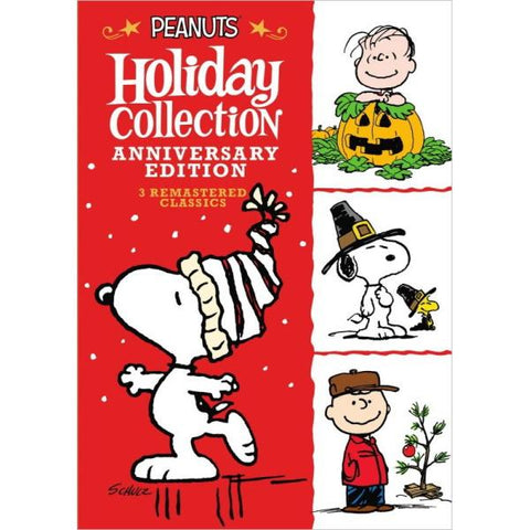 Peanuts Holiday Collection: Anniversary Edition [DVD Box Set]