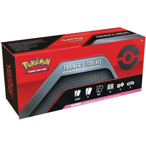 Pokemon TCG: Trainer's Toolkit Box [Card Game, 2 Players]