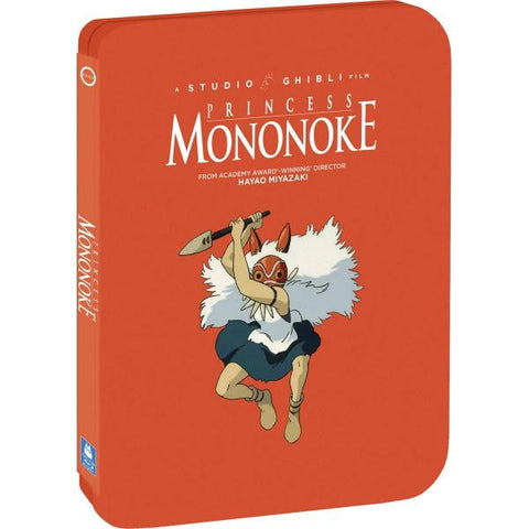 Princess Mononoke - Limited Edition SteelBook [Blu-ray + DVD]