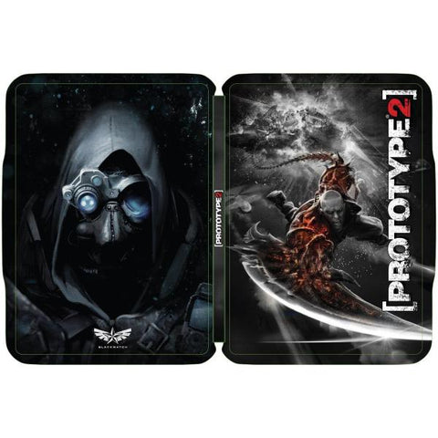 Prototype 2 - Limited Edition SteelBook [Cross-Platform Accessory]