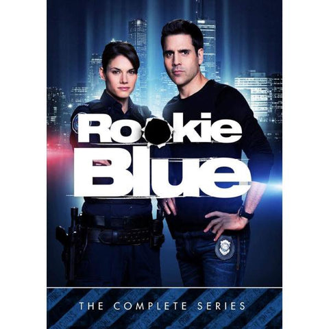 Rookie Blue: The Complete Series - Seasons 1-6 [DVD Box Set]