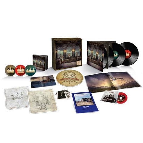 Rush - A Farewell To Kings: 40th Anniversary Super Deluxe Edition [Audio Vinyl + CD]