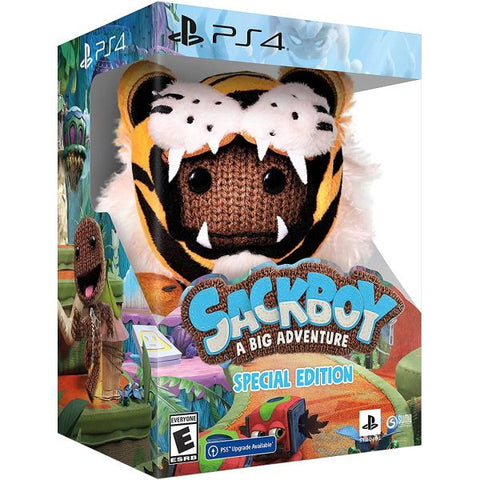 Sackboy: A Big Adventure - Special Edition [PlayStation 4]