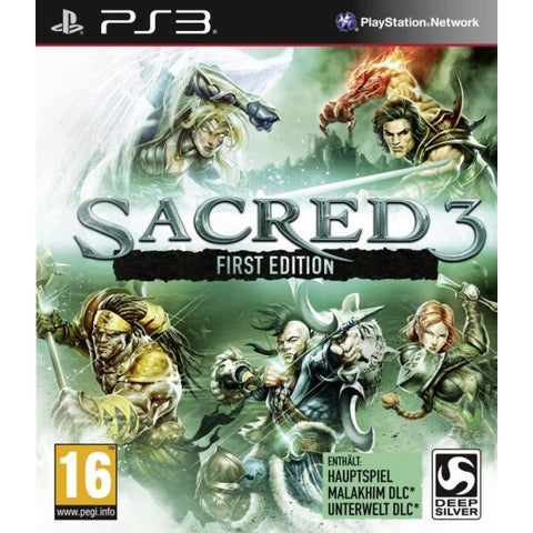 Sacred 3: First Edition [PlayStation 3]