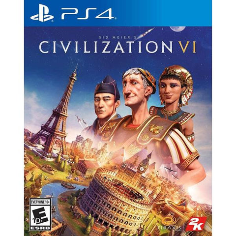 Sid Meier's Civilization VI [PlayStation 4]