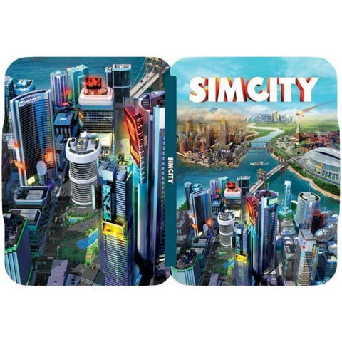 SimCity - Limited Edition SteelBook [Cross-Platform Accessory]