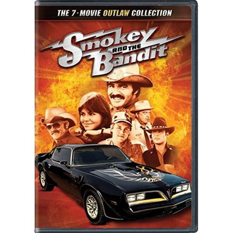Smokey and the Bandit: The 7 Movie Outlaw Collection [DVD Box Set]