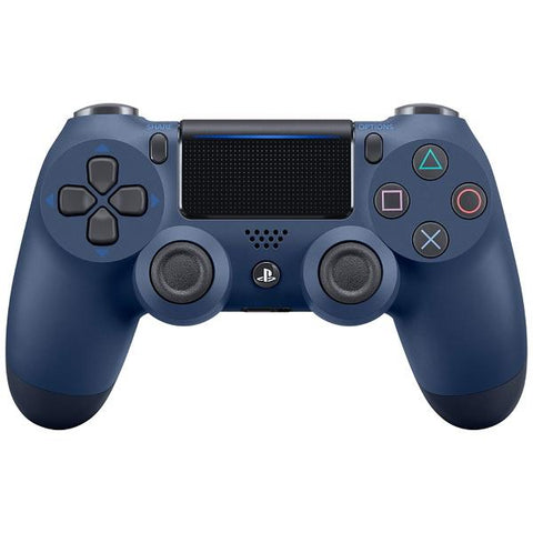 DualShock 4 Wireless Controller - Midnight Blue Edition [PlayStation 4 Accessory]