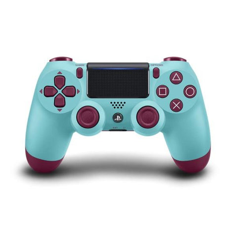 DualShock 4 Wireless Controller - Berry Blue [PlayStation 4 Accessory]