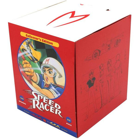 Speed Racer: The Complete Series - Collector's Edition [Blu-Ray + DVD Box Set]