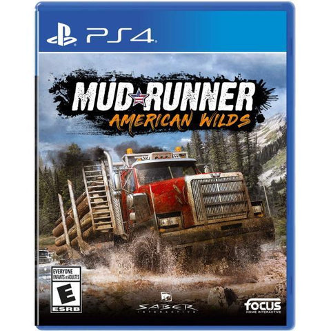Spintires: Mudrunner - American Wilds Edition [PlayStation 4]