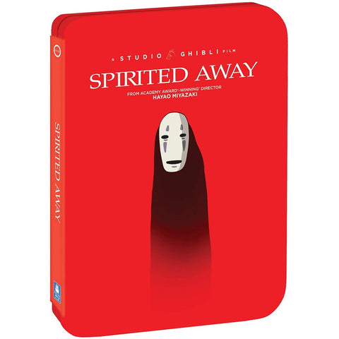 Spirited Away - Limited Edition SteelBook [Blu-Ray + DVD]