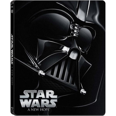 Star Wars: Episode IV - A New Hope - Limited Edition SteelBook [Blu-ray]
